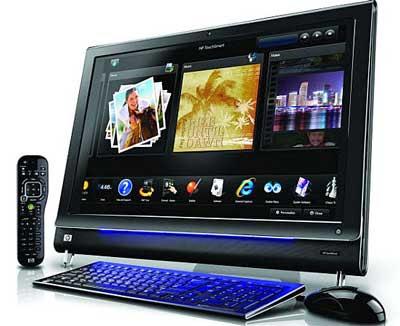 Harga HP Touchsmart 600-1137d