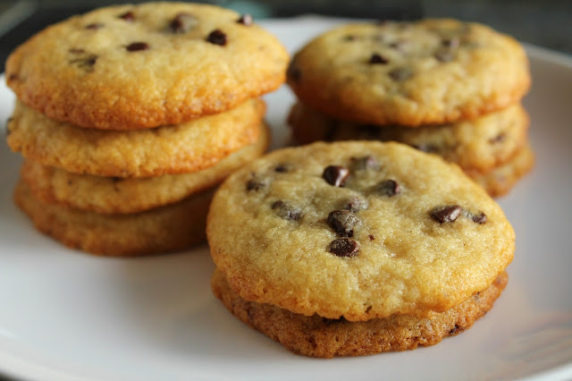 low-fructose, gluten-free, chocolate chip cookies, white rice flour