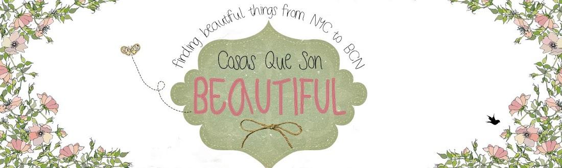 Cosas Que Son Beautiful