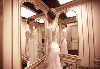 Inbal Dror, lace dress