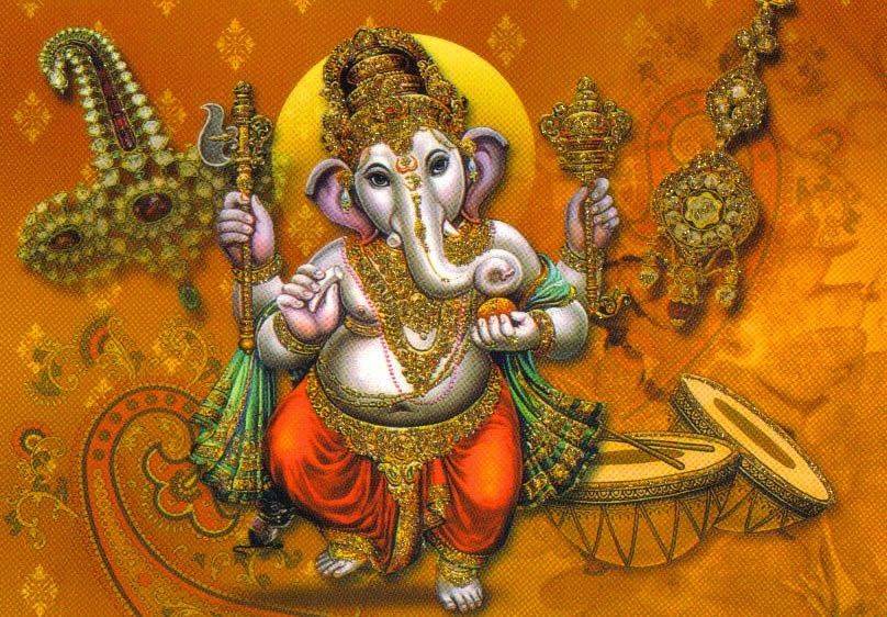 Ganesha hd new wallpapers free download allfreshwallpapers ganpati bappa picture voltagebd Images