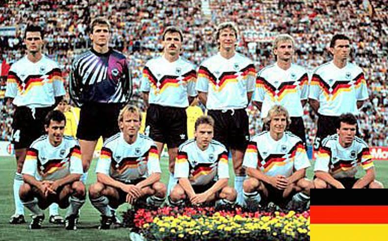 Finale de la coupe du Monde de Football 1990 Italie