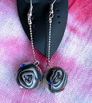 Fimo  Beads  Earrings