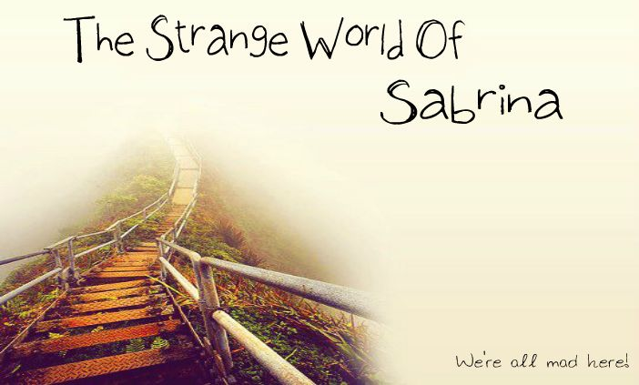 The  Strange  World  of  Sabrina