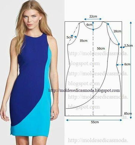 Сшить быстро летнее платье для женщины 51