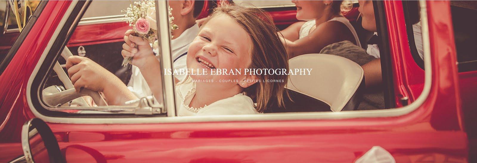 Isabelle, photographe mariage Caen