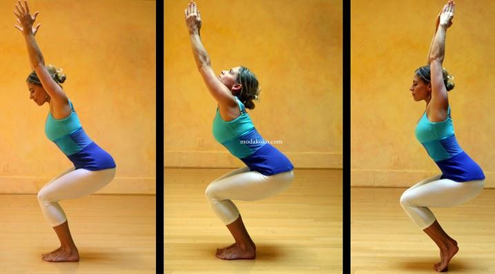 Selülitlere Son Veren En Etkili Yoga Hareketi