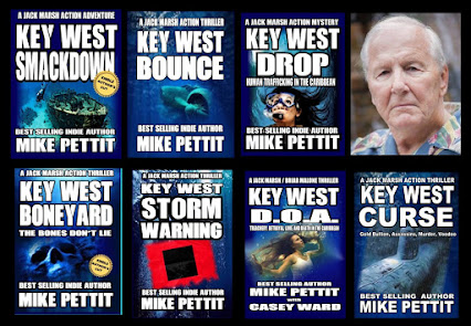 JACK MARSH KEY WEST ACTION THRILLER SERIES