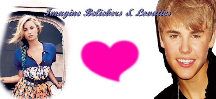Imagine Beliebers & Lovatics