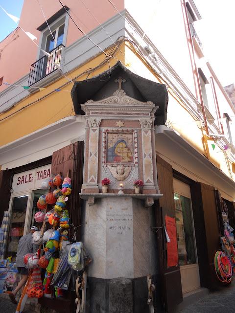 saints Italy