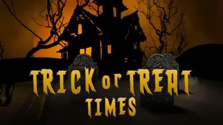 Bay City Trick-Or-Treat Hours