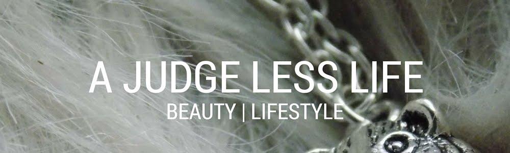 A Judge Less Life