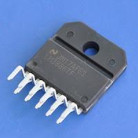 LM3886 ic original