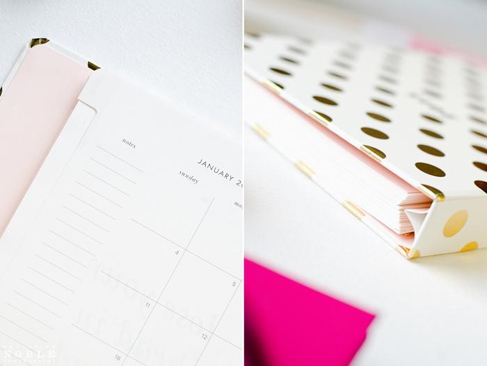 Kate Spade Agenda journal Organiser Diary Fine Art Photography