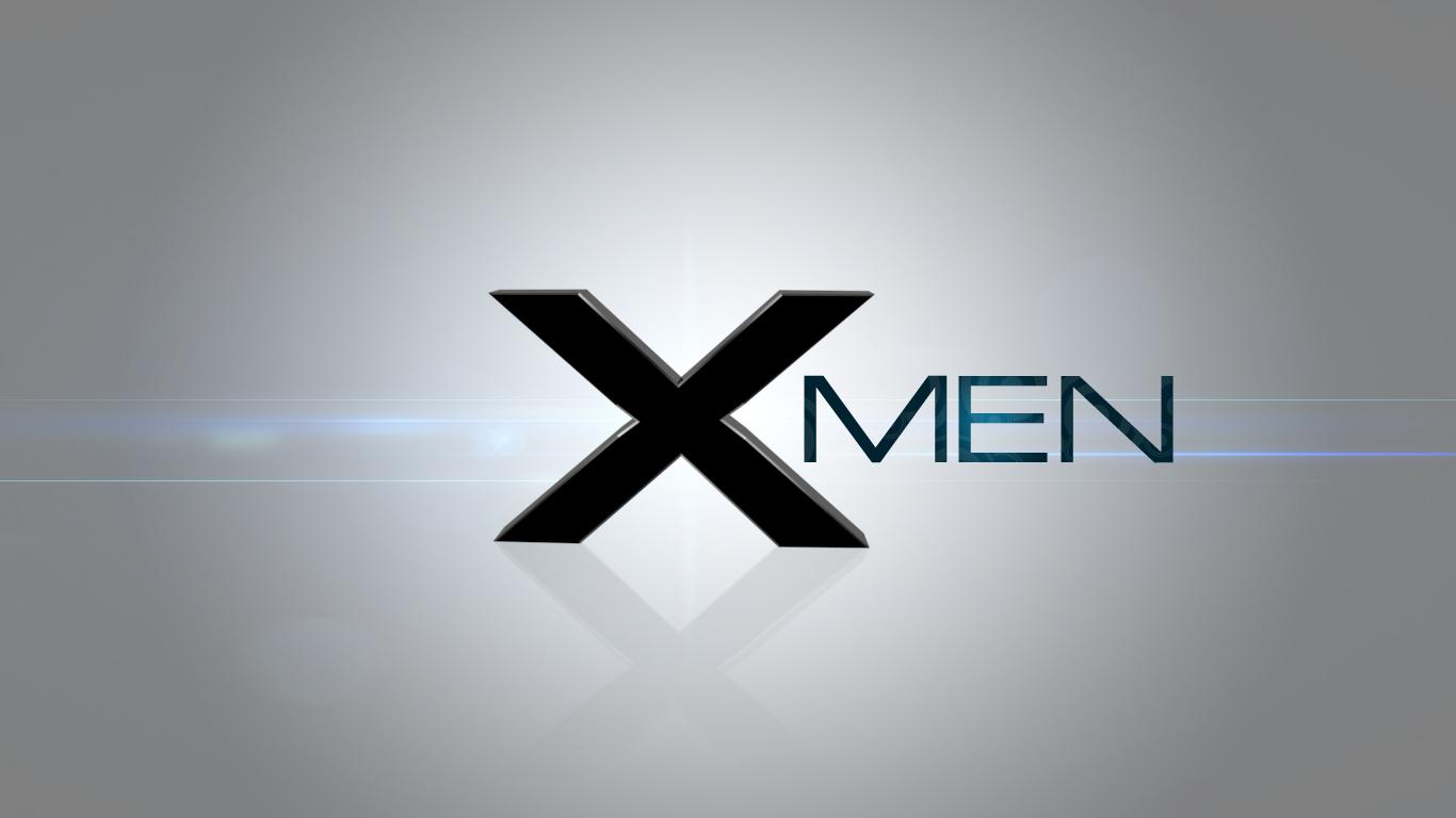 Xmen Logo By Bjsoufian Qt