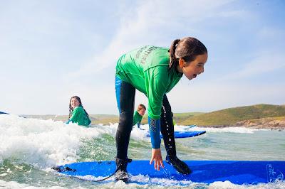 Wavehunters Surf School via The Cornwall Blog