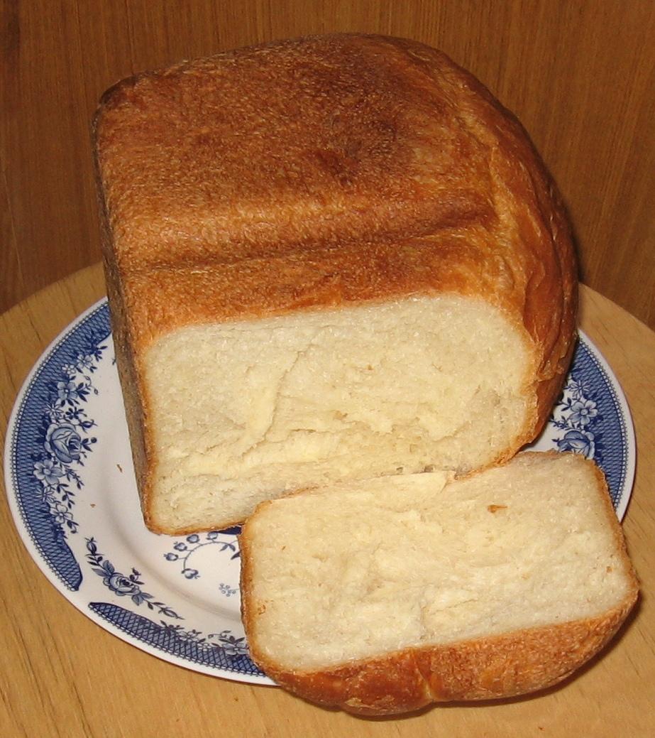 Хлеб вкусный в хлебопечки рецепт