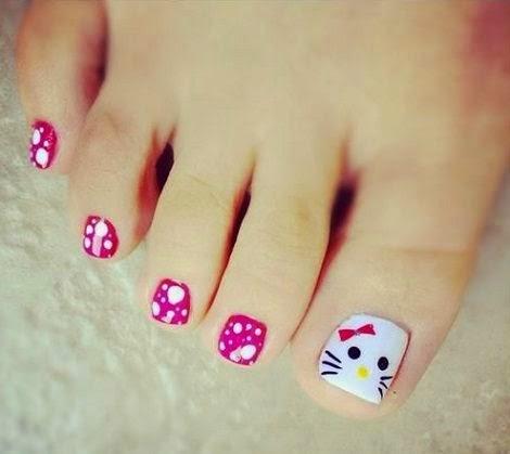 La decoracion de uñas