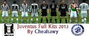 Uniforme Juventus 2012/2013 by ChealsawyPES 6