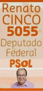 O JORNALISTA DANIEL MAZOLA VOTA 5055