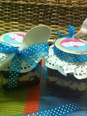 Cake in Jar!