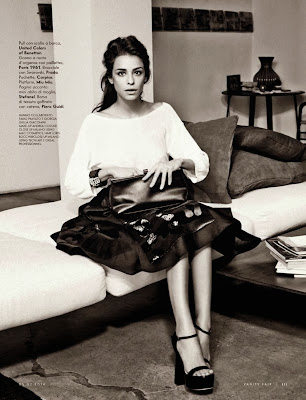 Marianna Di Martino HQ Pictures from Vanity Fair Italy Magzine Photoshoot February 2014