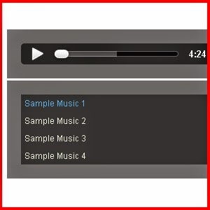Free HTML5 Audio Player for Free Weebly Accounts