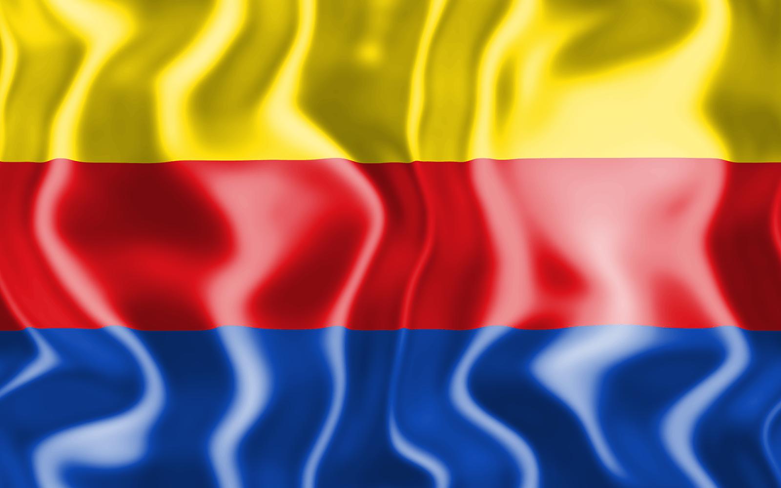 3D vlag van Noord-Holland