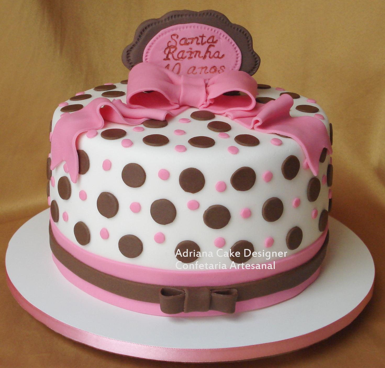 Postado Por Adriana Aracri Cake Designer