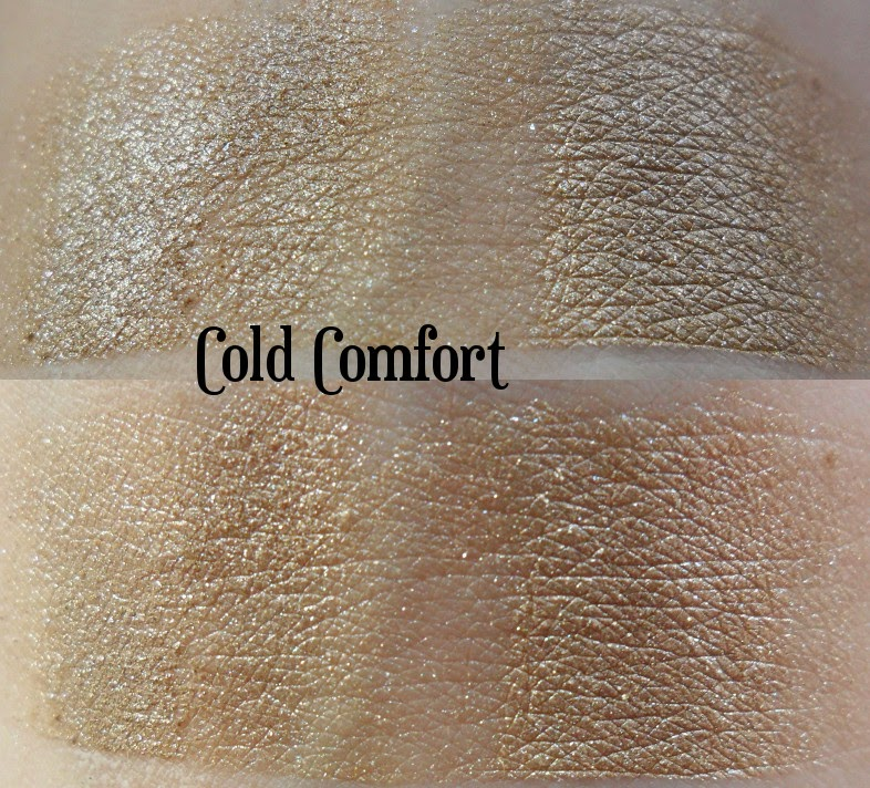 Darling Girl Cold Comfort Swatch