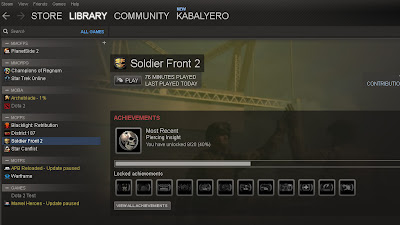 Soldier Front 2 In STEAM