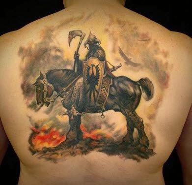 Ritter Tattoo