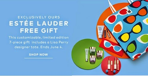 Hudson's Bay Free Estee Lauder Summer Gift With Purchase
