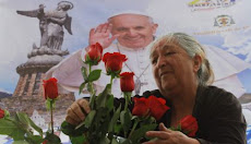 """PORTUGUESE: Francisco: """"Os pobres são a dívida que a América Latina tem"""""""
