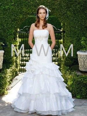 Wedding Gowns-M. W. M