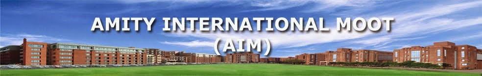 Amity International Moot<br>(AIM)