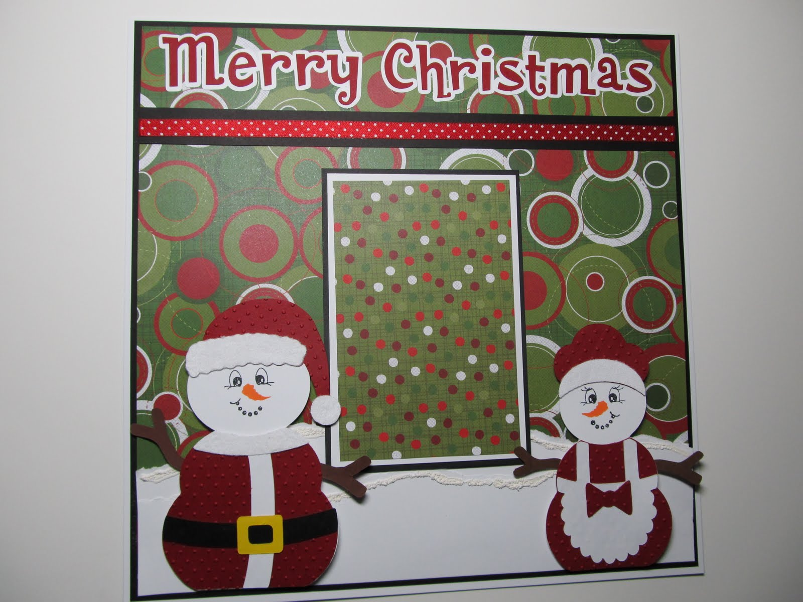 Creative cricut designs more merry christmas for Christmas layout ideas