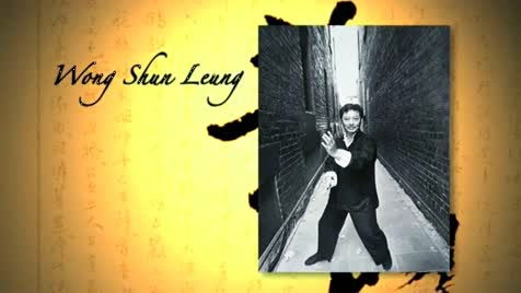 Sifu Wong Shun Leung