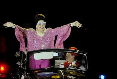 buongiornolink - Moira Orfei quell'ultimo spettacolo a Parma 5 anni fa