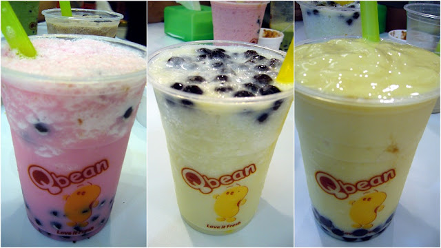 soy ice blended drinks