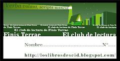 El club de lectura de <i>Finis Terrae</i>