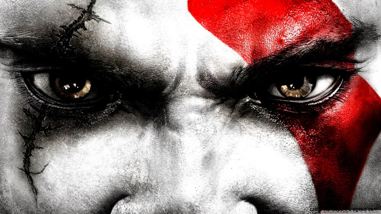 Kratos God of War III HD desktop wallpaper  Widescreen  High