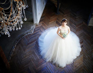 wonder girls sunye wedding ceremony pictures 21