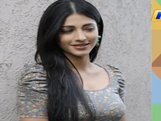 "Shruti Haasan Received ""Shailesh"" Award"