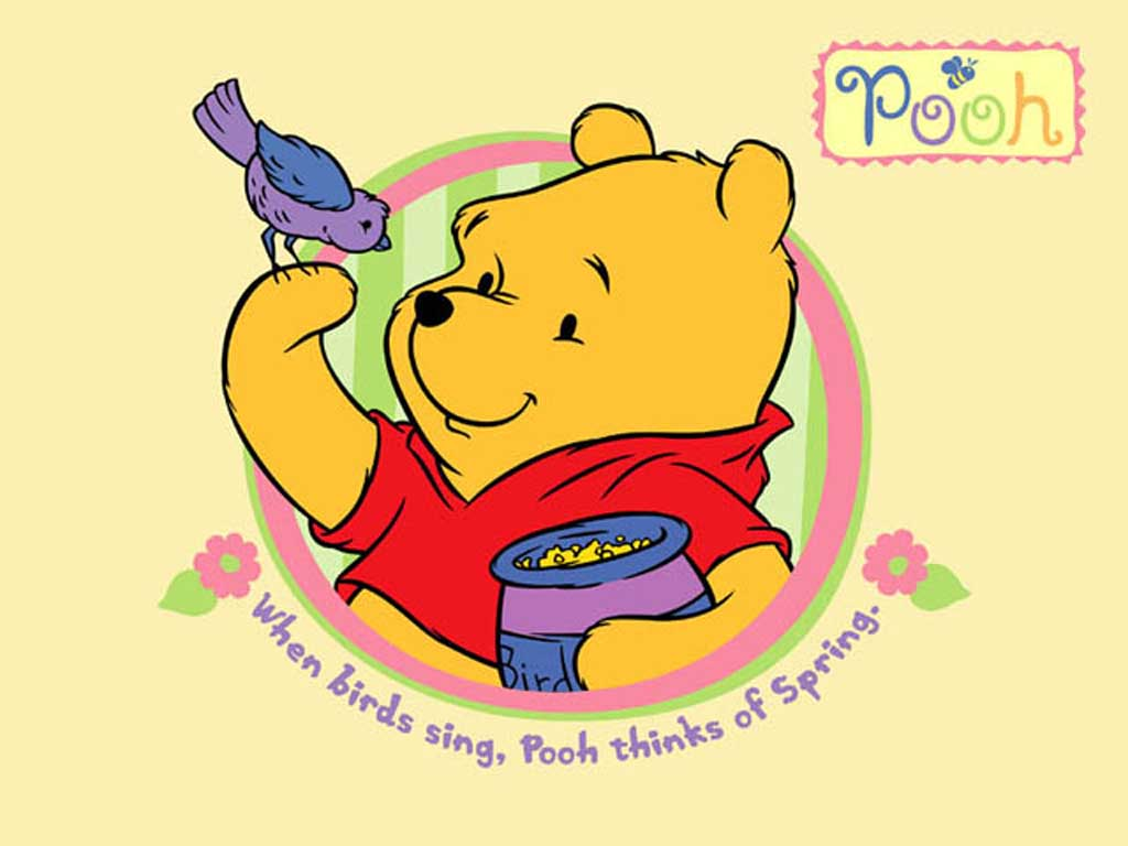 Pooh Bear Wallpapers Cute_pooh