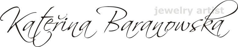 Kateřina Baranowska Jewelry
