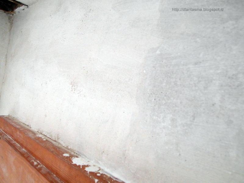 Pittura Per Esterni Grigia : Le avventure della mia fantasia: pittura a calce contro la muffa sul