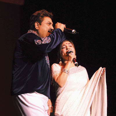 Alka Yagnik Singing With Kumar sanu