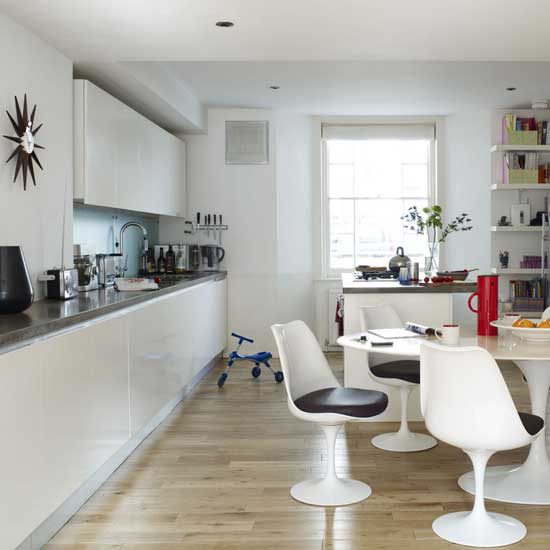 Kitchen design ideas modern white kitchen why not for White kitchen designs