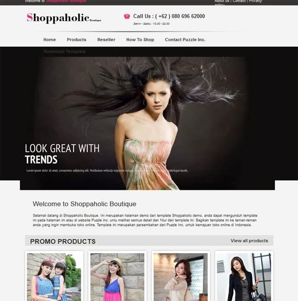 2014 Blogger Kadin sitesi Teması (html5)